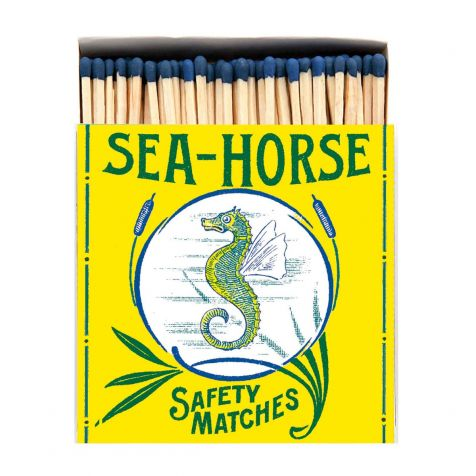 Luxury Matches in SEAHORSE Design