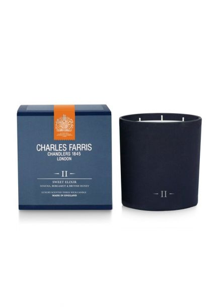 SWEET ELIXIR 3 Wick Scented Candle by Charles Farris