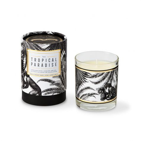 The TROPICAL PARADISE Scented Candle by Chase & Wonder