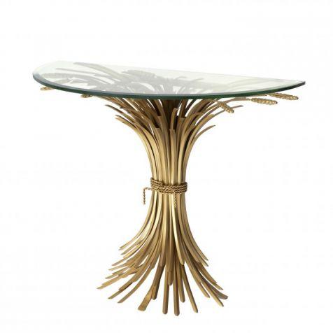 The Eichholtz Bonheur CONSOLE TABLE