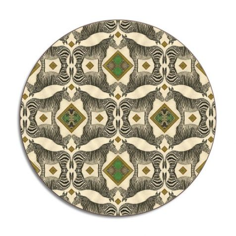 The ZEBRA Placemat by Avenida Home
