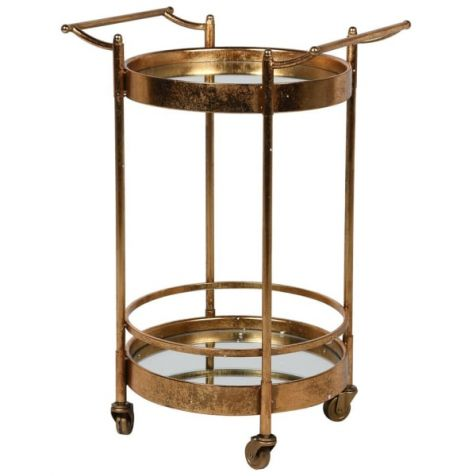 The Deco COCKTAIL Trolley