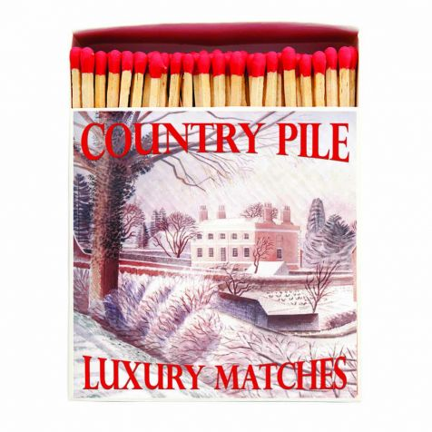 Luxury Matches in COUNTY PILE Design