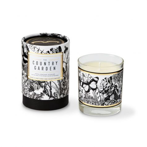 The COUNTRY GARDEN Scented Candle by Chase & Wonder