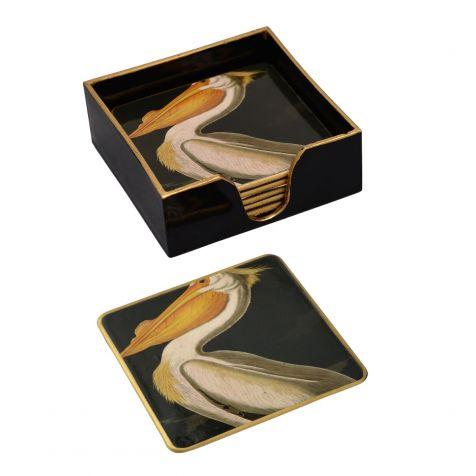 The Pelican COASTER Set