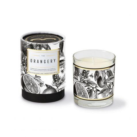 The ORANGERY Scented Candle by Chase & Wonder