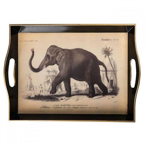 The Al Fresco Elephant TRAY