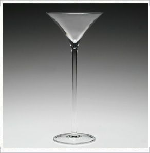 American Bar Lillian MARTINI GLASS by William Yeoward