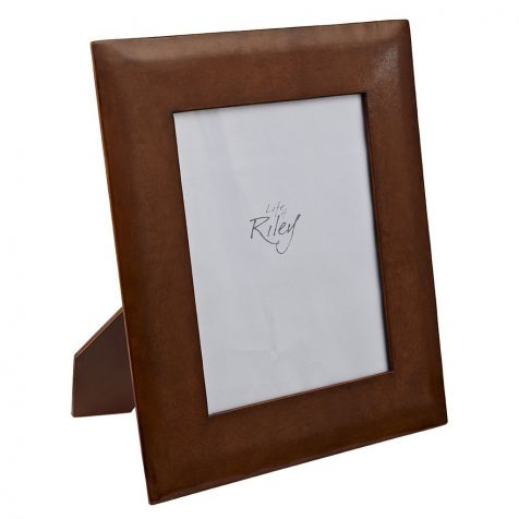 The Burton Leather 8X10 PHOTOGRAPH FRAME