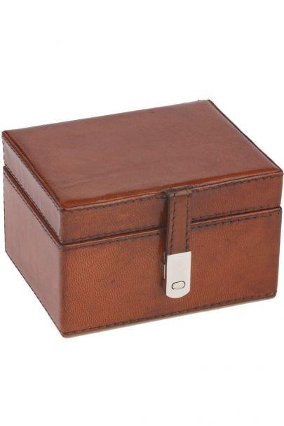 The Burton Leather STUD BOX