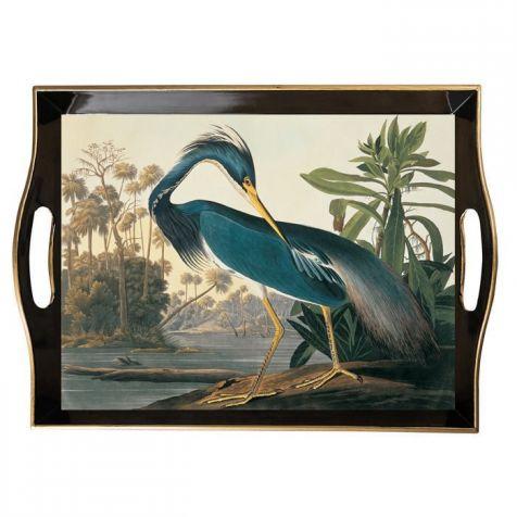 The Al Fresco Louisiana Heron TRAY