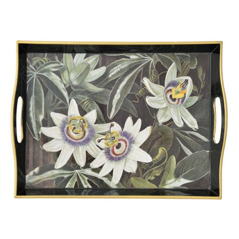 The Al Fresco Passion Flower TRAY