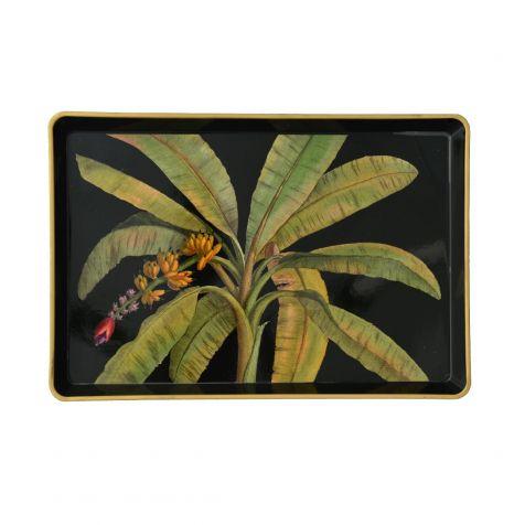 The Al Fresco Medium Banana Leaf TRAY