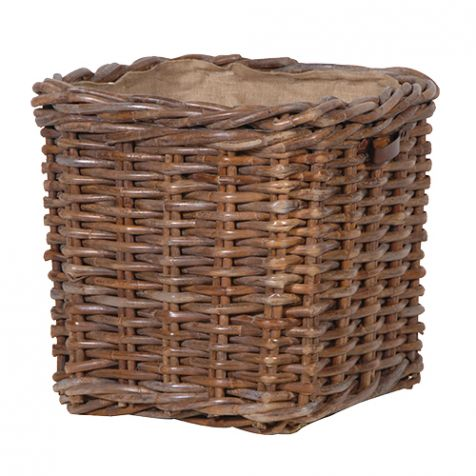 The Luxury Square LOG BASKET